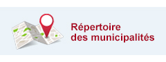 Répertoire des municipalités